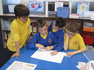 Year 5 problem solving
